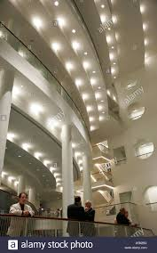miami florida performing arts center opera house interior stock