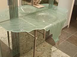 wall mount glass sink wall mount glass sink unique design cbd glass