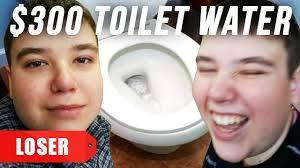 Water Challenge Buzzfeed 1 Toilet Water Vs 300 Toilet Water Buzzfeed Exclusive