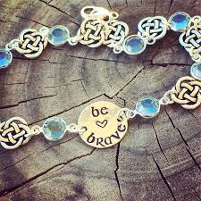 Custom Stamped Jewelry 51 Best Irish Stamped Jewelry Images On Pinterest Stamped