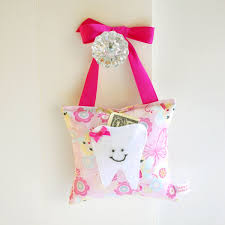 Tooth Fairy Gift Tooth Fairy Pillows Interior Home Design Home Decorating