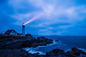 portland head light lighthouse portland head light cape elizabeth maine travel caffeine