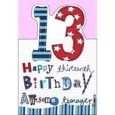 16th birthday card boy