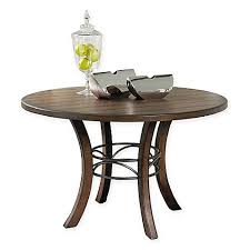 hillsdale cameron dining table hillsdale cameron dining table in chestnut brown bed bath beyond