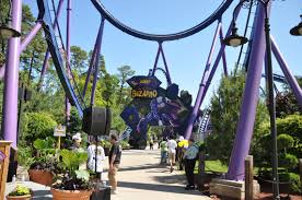 Bizarro Six Flags Great Adventure Six Flags Great Adventure Bizarro Opening Day Theme Park Review
