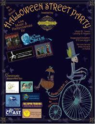 frankie u0027s mendocino u2013 annual halloween party posters
