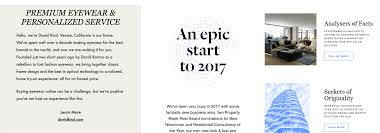 the newest email design trends of 2017 u2013 really good emails
