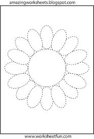 Symmetry Worksheets For Kindergarten 45 Best Fine Motor Pokey Pin Images On Pinterest Tracing