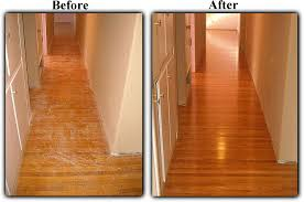 Refinished Hardwood Floors Before And After Hardwood Floor Refinishing Any 2 Average Size Bedrooms Living