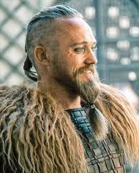 viking anglo saxon hairstyles christian hillborg as erik in the last kingdom season 2