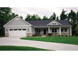 house plans with daylight basement home plan homepw77024 3588 square foot 3 bedroom 2 bathroom