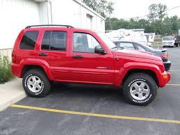 red jeep liberty 2007 redthunder1977 2003 jeep liberty specs photos modification info
