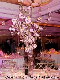 Cherry Blossom Decoration Ideas Cherry Blossom Centerpieces Centerpieces U0026 Bracelet Ideas