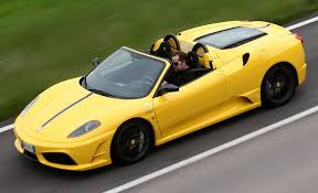 2009 430 scuderia spider 16m review car and driver