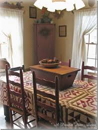 Primitive Dining Room Tables 201 Best A Primitive Place Images On Pinterest Primitive Decor