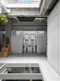 Three Story Building Old Three Story Townhouse Renovated In Taipei Kc Design Studio