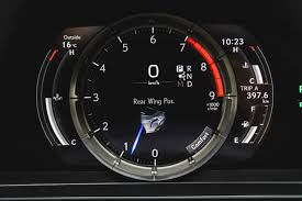 lexus lfa gauges dashboard lexus lc 500 za spec u00272017