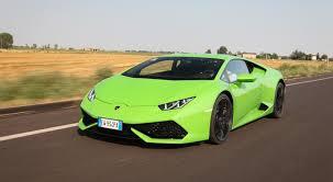 Lamborghini Huracan Green - a weekend with the lamborghini huracan in italy gtspirit