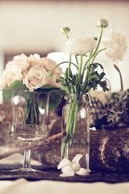 glass jars and vases wedding centerpiece elizabeth anne designs