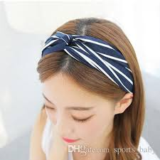 women s hair accessories oem fashion band elastic bohemia suih hairwear