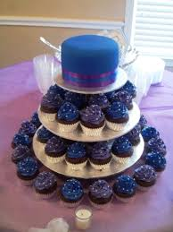 royal blue wedding cake best cake 2017