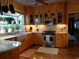 rustic kitchen with high ceiling u0026 raised panel in vallejo ca