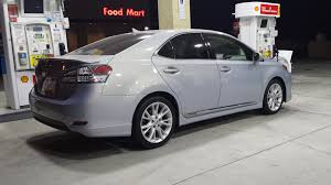 2011 lexus hs 250h gas mileage welcome to club lexus hs owner roll call u0026 member introduction