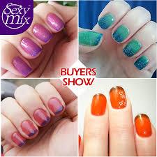 aliexpress com buy mix 3 pieces soak off nail gel polish