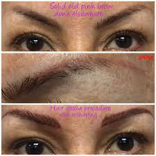 Permanent Makeup Eyebrows Hair Stroke Institue Of Professionals In Permanent Makeup 71 Photos