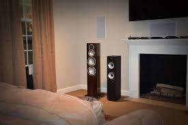 2 channel demo listening room monitor audio speakers av