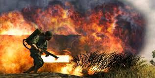 Wildfire Explosion Gif by Image Burning Flamethrower Jpg Call Of Duty Wiki Fandom