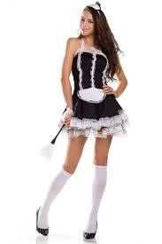 french halloween costumes 2017 at your service french maid costume fancy party dress