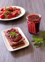 vervenne cuisine confiture de fraises à la verveine les meilleures recettes de