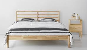 ikea tarva bed hack ikea tarva bed frame bedroom furniture