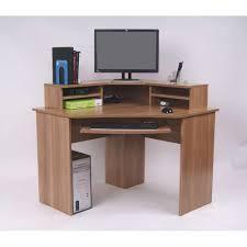 Corner Desks Ferrera Corner Desk Oak Effect 740 X 1000 X 1000mm Furniture