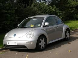 2000 volkswagen beetle two tone silver automatic spares or