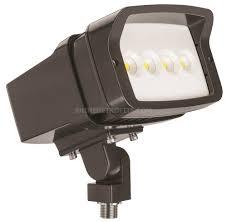 lithonia lighting ofl1 led p2 49 watt led floodlight fixture with