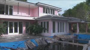 Beach Home by Local 10 News Tours Pablo Escobar U0027s Former Miami Beach Home