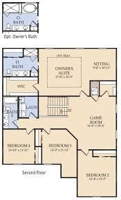 mendoza ii new home plan brooksville fl pulte homes new home