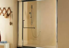shower bathroom shower doors wonderful tempered glass shower