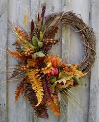 thanksgiving church decorations autumn door decorations autumn woodland wreath designer