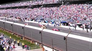 Indy Flag 2015 Indy 500 Checkered Flag Youtube