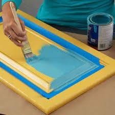 Make Raised Panel Cabinet Doors Add A Raised Panel To Cabinet Door Cut Panel 5 Shorter Glue And