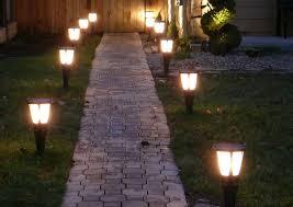 Backyard Solar Lighting Ideas The On Outdoor Solar Lights Stillandsea