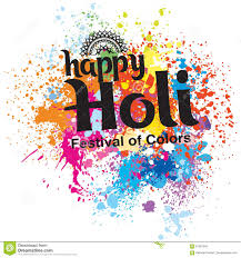 happy holi festival of colors stock vector image 87453549