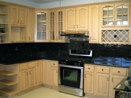 kitchen color ideas with maple cabinets bread boxes brown