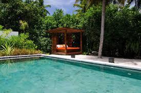 jumeirah dhevanafushi beach island revive villa with private pool