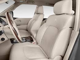 2012 Qx56 Review Image 2012 Infiniti Qx56 2wd 4 Door 7 Passenger Front Seats Size