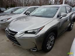 lexus atomic silver nx 2017 atomic silver lexus nx 200t awd 117228250 gtcarlot com car