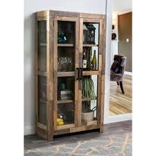 lighted curio cabinet oak modern lighted curio cabinet medium size of lighted curio cabinet
